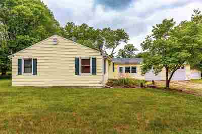 Sedalia MO Single Family Home For Sale: $147,000