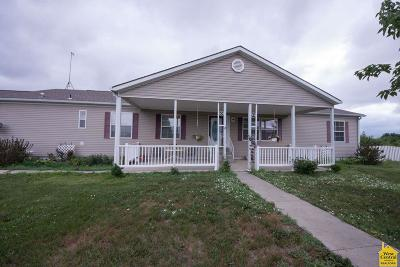 Knob Noster Single Family Home Sale Pending/Backups: 1221 NE Us 50 Highway