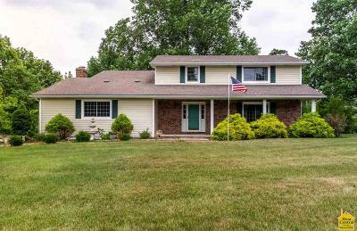 Sedalia Single Family Home Sale Pending/Backups: 1685 Hickory Ln
