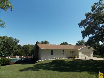 Warsaw Single Family Home For Sale: 31982 Chesapeake Dr