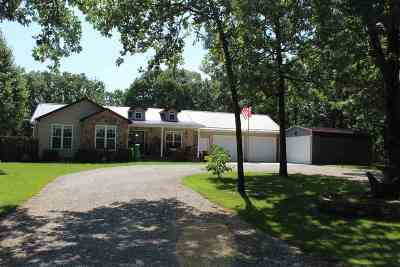 Benton County, Henry County, Hickory County, Saint Clair County Single Family Home For Sale: 26736 Magnolia Lane