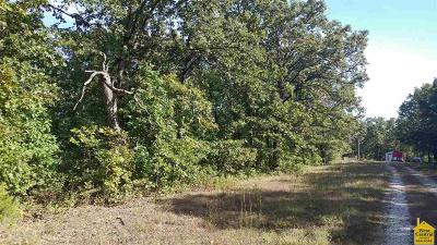 Osceola Residential Lots & Land For Sale: SE 374 Pvt Rd Parcel 2