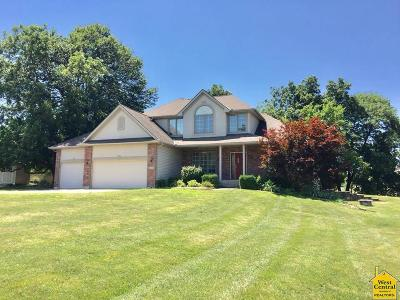 Johnson County Single Family Home For Sale: 1302 Thames