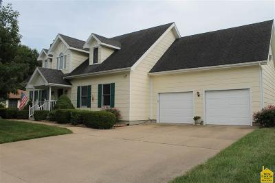Sedalia Single Family Home For Sale: 4246 Par 5 Dr