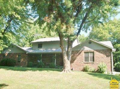 Johnson County Single Family Home For Sale: 981 NE 250 Rd