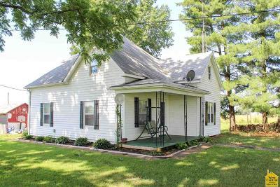Sedalia Single Family Home For Sale: 21380 Sacajawea Rd.