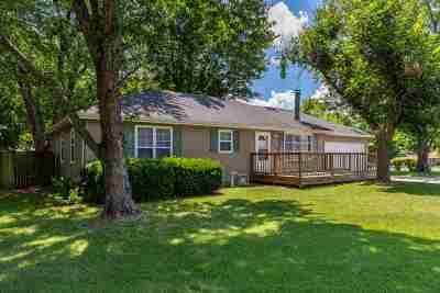 Sedalia MO Single Family Home Sale Pending/Backups: $99,900