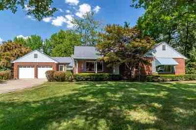 Sedalia MO Single Family Home Sale Pending/Backups: $137,900