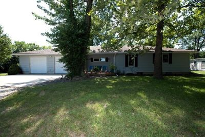 Sedalia Single Family Home For Sale: 2604 S Kentucky