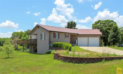 Sedalia Single Family Home Sale Pending/Backups: 22220 Westmoreland