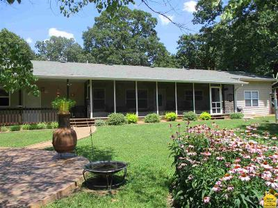 Warsaw Single Family Home For Sale: 12690 Hwy Tt