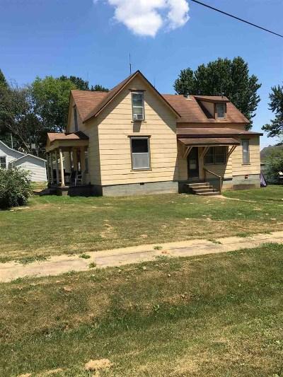 Benton County Single Family Home Sale Pending/Backups: 306 N Pine