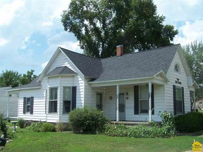 Lincoln Single Family Home For Sale: 109 Ohio St