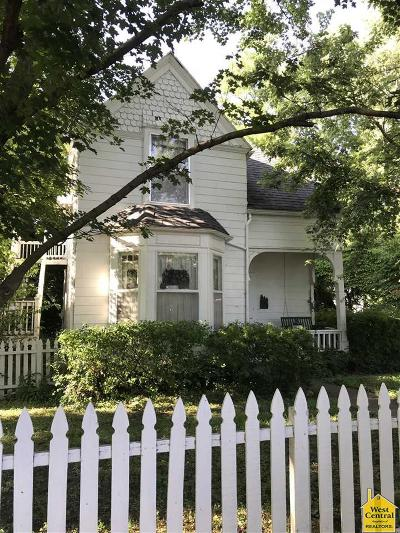 Pettis County Single Family Home Sale Pending/Backups: 608 W 3rd