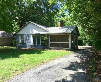 Henry County Single Family Home For Sale: 109 E Rogers St