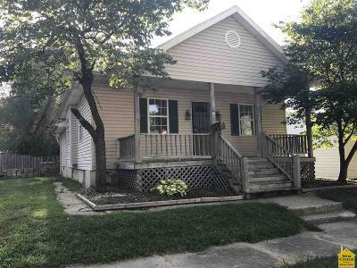 Sedalia MO Single Family Home For Sale: $65,000