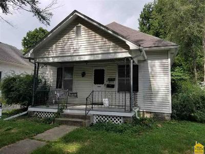 Sedalia MO Single Family Home For Sale: $49,850