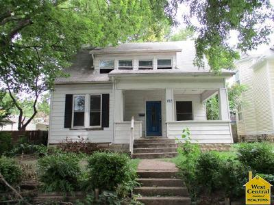 Sedalia Single Family Home For Sale: 812 W 7th