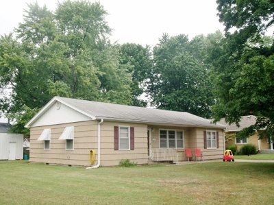 Sedalia Single Family Home For Sale: 1322 S Murray