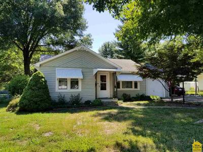 Sedalia Single Family Home For Sale: 1505 S Warren