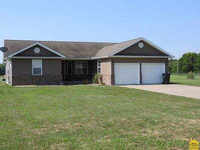 Knob Noster Single Family Home For Sale: 1172 SE 185th Rd