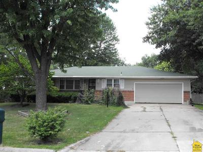 Sedalia Single Family Home Sale Pending/Backups: 2708 S Quincy