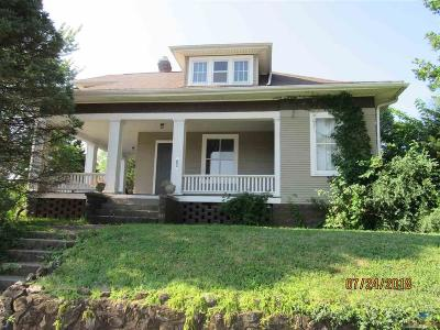 Sedalia Single Family Home For Sale: 722 E Broadway
