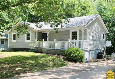Johnson County Single Family Home For Sale: 502 Swallow