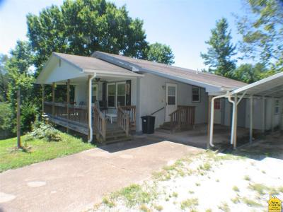 Warsaw Single Family Home For Sale: 115 Stagecoach