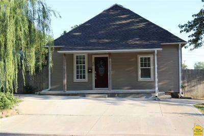 Sedalia Single Family Home For Sale: 204 E Boonville