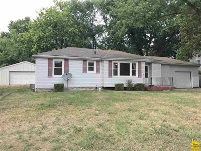 Sedalia Single Family Home Sale Pending/Backups: 1610 W 18th