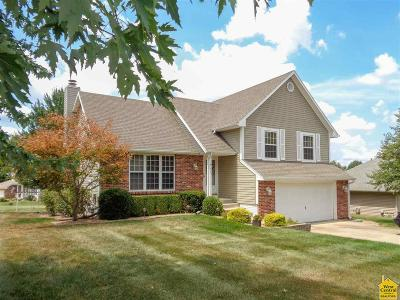 Sedalia Single Family Home Sale Pending/Backups: 1725 E Timber Ridge