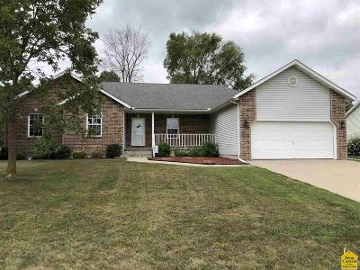 Sedalia Single Family Home Sale Pending/Backups: 3605 Flat Creek Drive