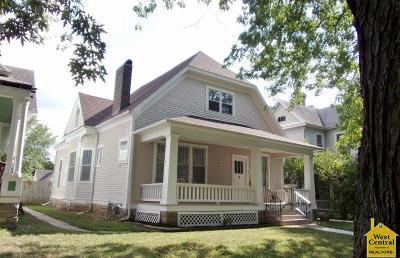 Sedalia Single Family Home For Sale: 813 W 6th St