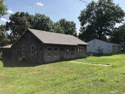 Urich Single Family Home For Sale: 108 E 2nd St.