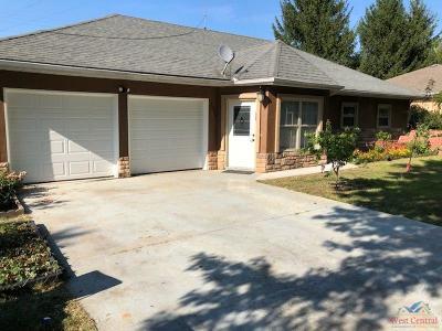 Sedalia Single Family Home For Sale: 1209 McVey Rd.