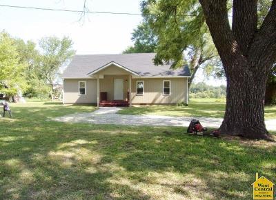 Green Ridge Single Family Home For Sale: 24875 Morton Rd