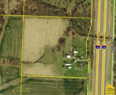 Rich Hill MO Residential Lots & Land Sale Pending/Backups: $85,000