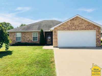 Clinton Single Family Home For Sale: 1704 M & M Dr.