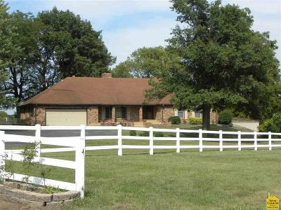Pettis County Single Family Home For Sale: 24892 Monsees Rd