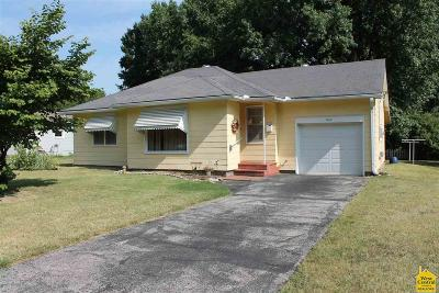 Sedalia MO Single Family Home For Sale: $89,900
