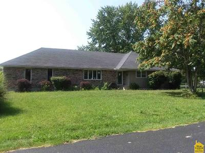 Sedalia MO Single Family Home For Sale: $79,900