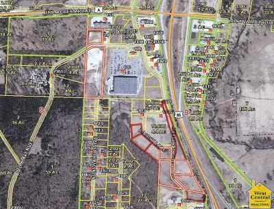 Warsaw Commercial For Sale: Truman Hills & North Town Center (Lots)