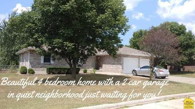 Sedalia Single Family Home For Sale: 812 La Grand Ave.