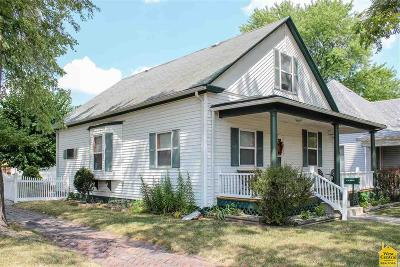 Sedalia MO Single Family Home Sale Pending/Backups: $69,500