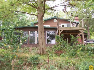 Warsaw Single Family Home Sale Pending/Backups: 25142 Timber Lake Dr