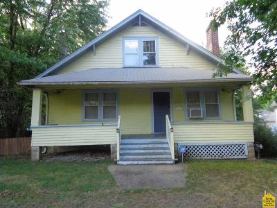 Sedalia MO Single Family Home For Sale: $62,000