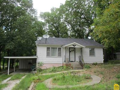 Warsaw Single Family Home Sale Pending/Backups: 318 Cedar