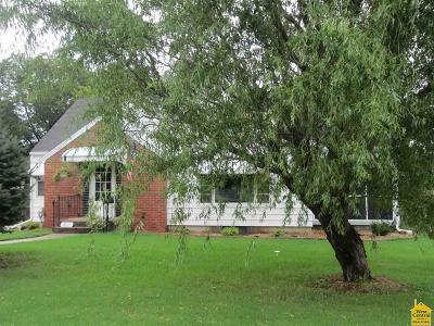 Clinton Single Family Home For Sale: 305 E Clinton