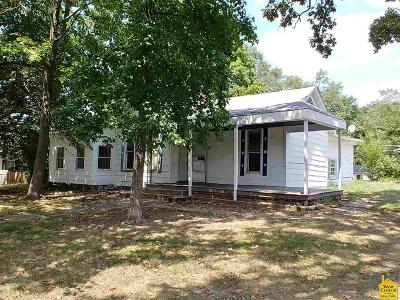 Clinton Single Family Home For Sale: 319 W Gravel
